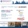 French Tuesday with the Swiss, French and Iranian Business Councils